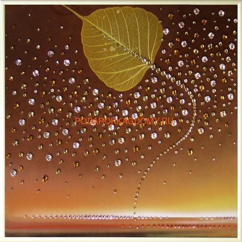 """Картина Сваровски """"Осень"""" 02584 фото"""