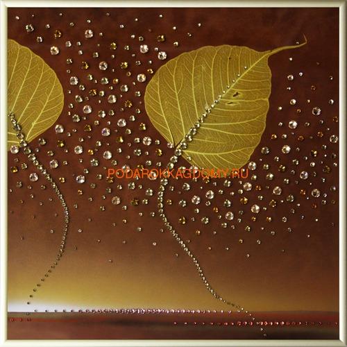 """Картина Сваровски """"Осень"""" 02588 фото"""