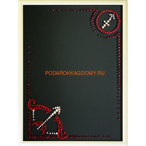 """Фоторамка Сваровски """"Стрелец"""" 02134 фото"""