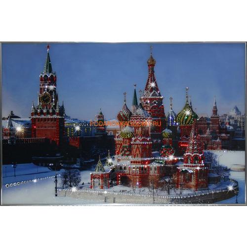 Икона Матрона Московская с кристаллами Swarovski 021066 фото