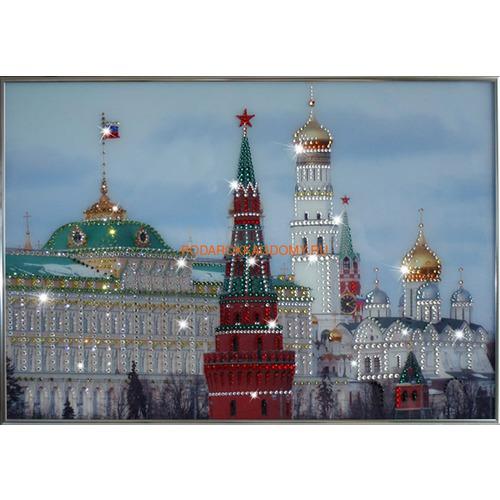 """Картина Сваровски """"Дом правительства"""" 16167 фото"""