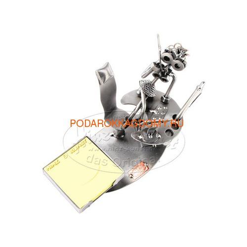 """Подставка для ручек из металла Hinz Kunst """"Секретарь"""" 0371 фото"""