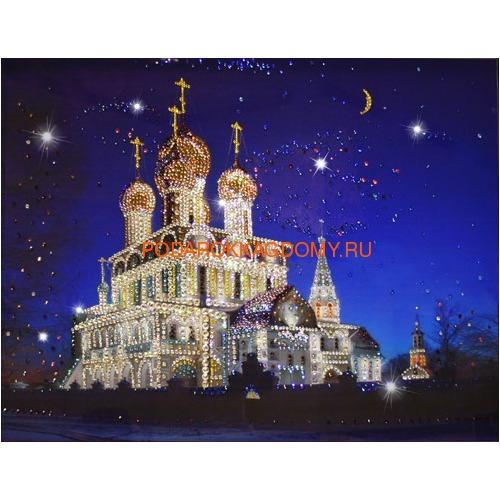"""Картина Сваровски """"Воскресенский Собор"""" 16246 фото"""