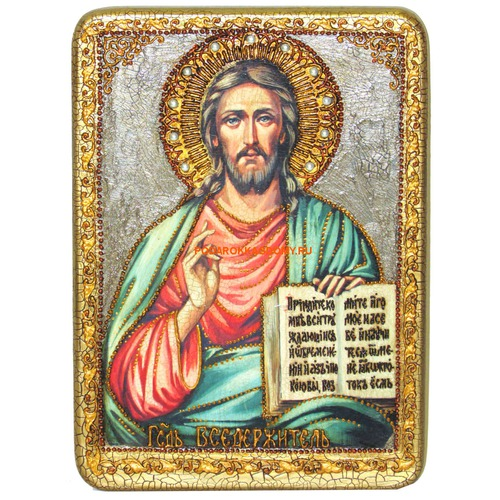 Икона Господь Вседержитель 07189 фото