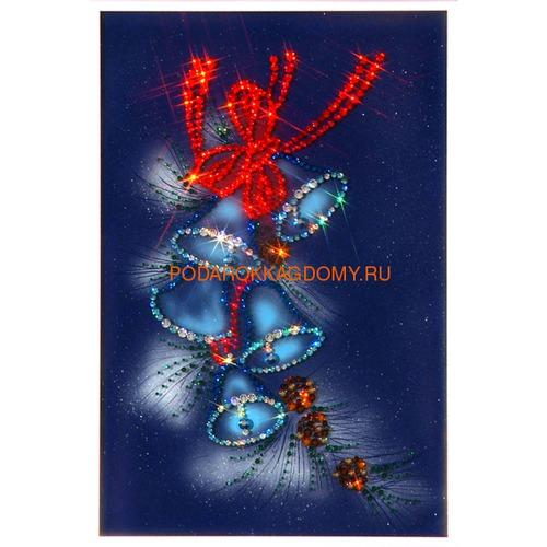 """Картина Сваровски """"Колокольчики"""" 02288 фото"""
