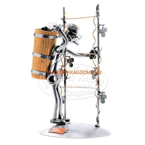 "Фигурка из металла Hinz Kunst ""Сборщик винограда"" 03661 фото"