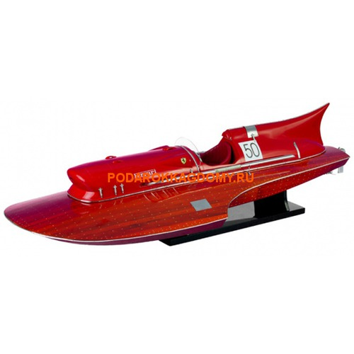 "Модель катера ""Ferrari"" 03824 фото"