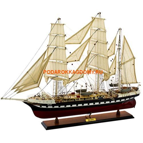 "Модель парусного корабля ""Le Belem"" 03830 фото"