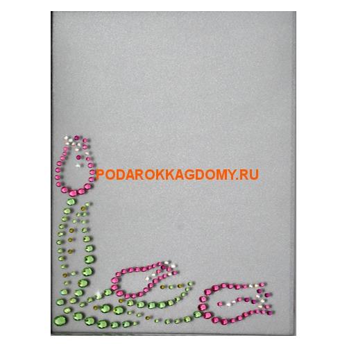 """Фоторамка Сваровски """"Тюльпаны"""" 77425 фото"""