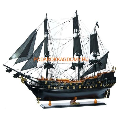 """Модель парусного корабля """"Чёрная жемчужина"""" 03837 фото"""