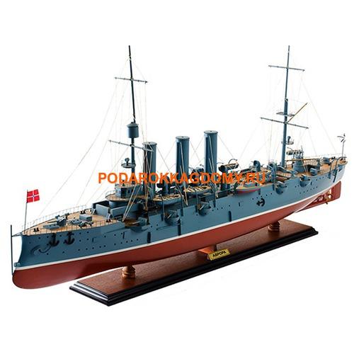 """Модель крейсера """"Аврора"""" 03876 фото"""