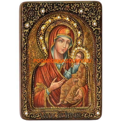 Иверская икона Божьей Матери 07652 фото