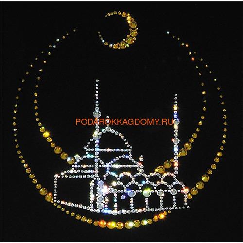 """Восточная картина Сваровски """"Мечеть"""" 7731 фото"""