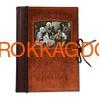 Подарочная Библия для детей в кожаном переплёте 0625 фото