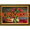 """Картина Сваровски """"Тюльпаны"""" 16887 фото"""