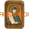 Икона Святая преподобная Аполлинария Египетская 071313 фото
