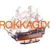 """Модель парусного корабля """"Линкор Святой Павел"""" 03742 фото"""