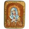 Икона Божьей Матери Умиление Серафимо - Дивеевская 07481 фото