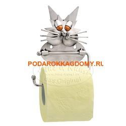 Держатель для туалетной бумаги из металла Hinz Kunst