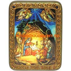 Икона Рождество Господа Бога и Спаса нашего Иисуса Христа