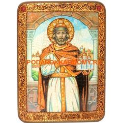 Икона Святой Благоверный князь Ярослав Мудрый
