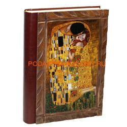 Подарочный кожаный фотоальбом Климт -