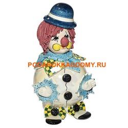 Фарфоровая кукла - копилка ZamPiva