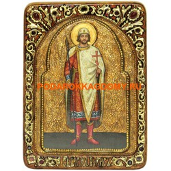 Икона Князь Борис