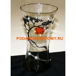 Настольная ваза с кристаллами Swarovski