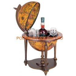 Напольный глобус - бар Zoffoli