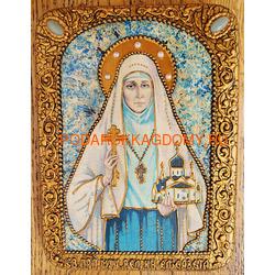 Икона Святая преподобномученица великая княгиня Елисавета