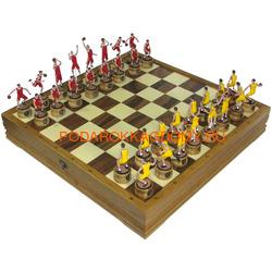 Металлические шахматы