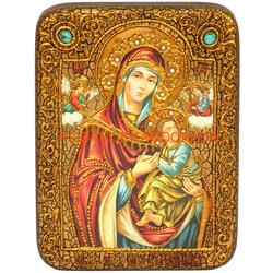 Страстная икона Божьей Матери