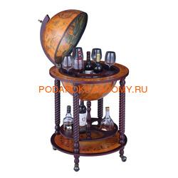 Напольный глобус - бар Jufeng