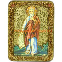 Икона Пророк Илия Фесфитянин