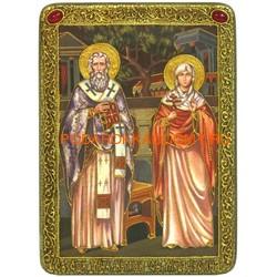 Священномученики Киприан и Иустина Антиохийские