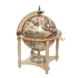 Настольный глобус - бар