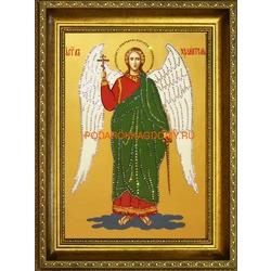Икона Ангел Хранитель с кристаллами Swarovski