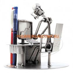 Подставка для ручек из металла Hinz Kunst