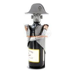 Подставка для бутылки из металла Hinz Kunst