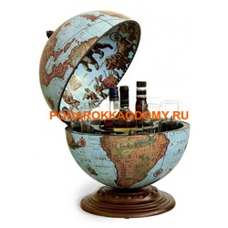 Настольный глобус - бар Zoffoli