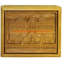 Набор для покера в деревянной шкатулке