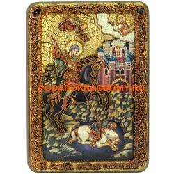 Икона Чудо Димитрия Солунского о царе Калояне