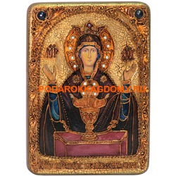 Икона Божьей Матери Неупиваемая Чаша