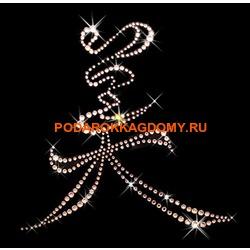 Восточная картина Сваровски