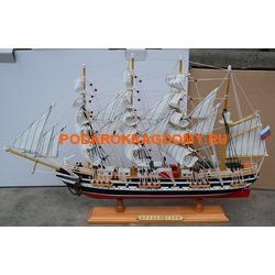 Макет (модель) парусного корабля
