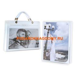 Свадебный кожаный фотоальбом