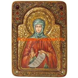 Икона Преподобная Фотиния (Светлана) Палестинская