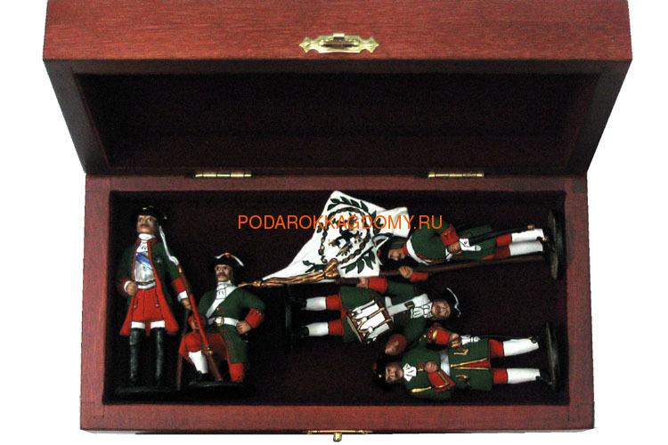 Оловянные солдатики Петровская дружина 07249 фото 3