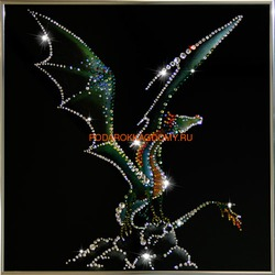 Крылатый дракон